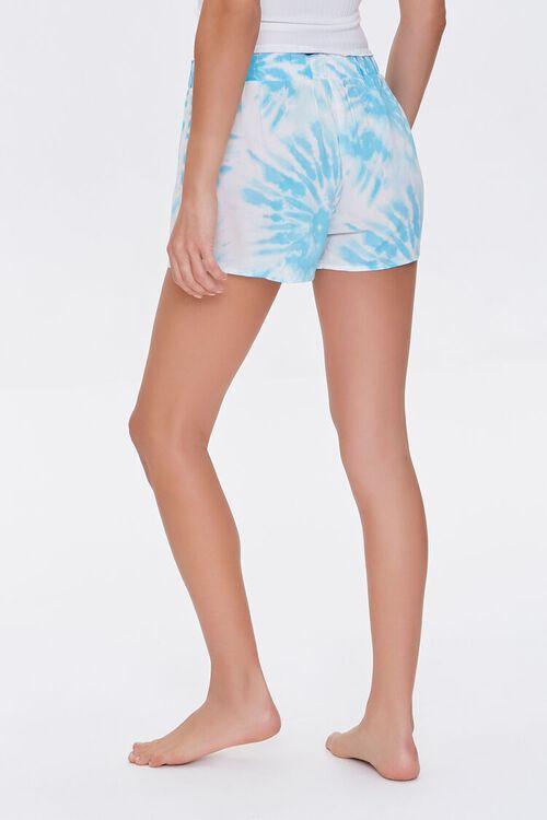 Tie-Dye Drawstring Lounge Shorts, image 4