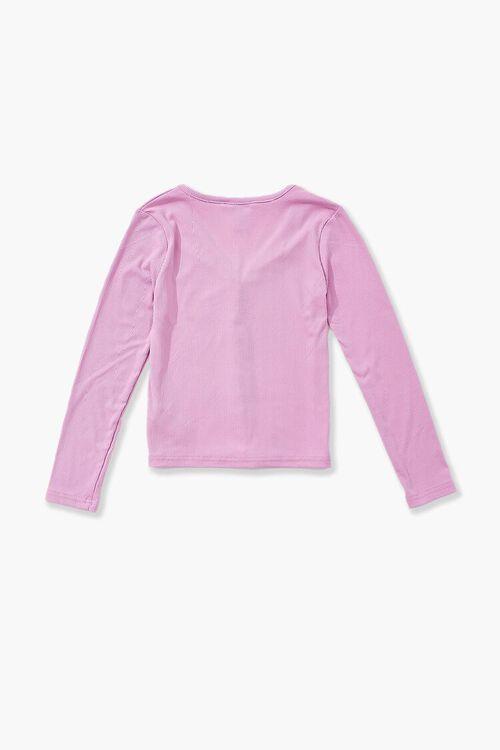PINK Girls Cami & Cardigan Sweater Set (Kids), image 3