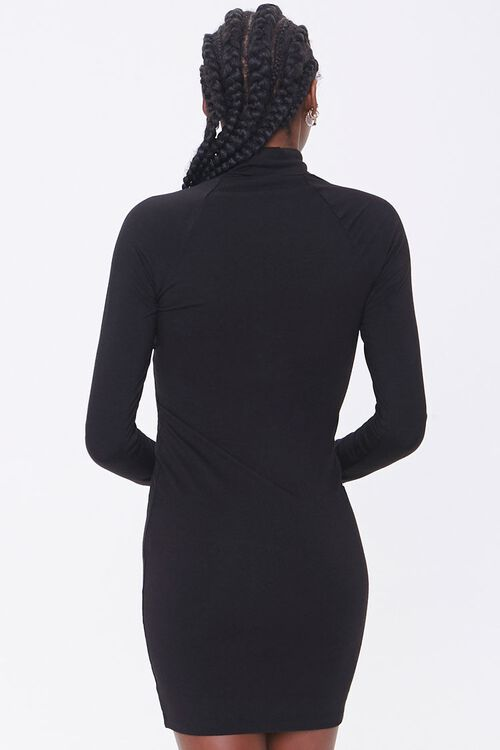Turtleneck Mini Dress, image 3