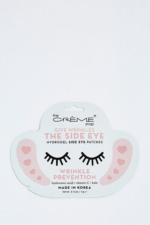 Give Wrinkles the Side Eye - Wrinkle Prevention Eye Patches , image 1