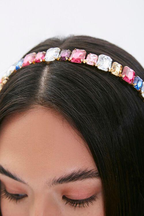 Faux Gem Headband, image 2