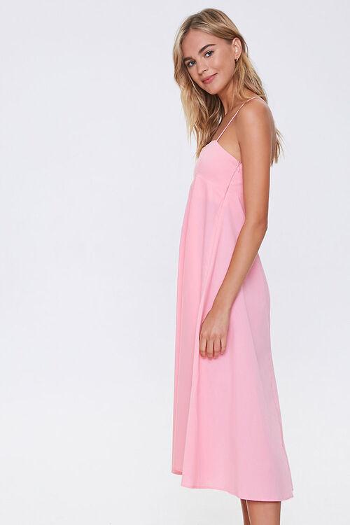 PINK Strappy-Back Cami Dress, image 2