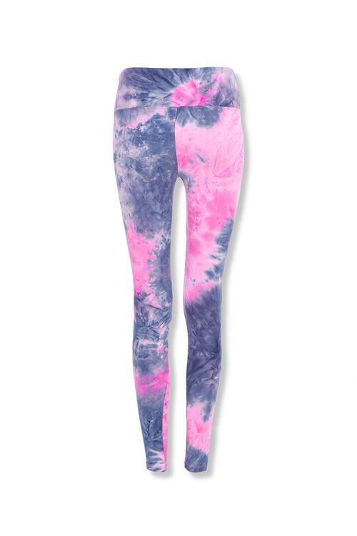 DENIM/MULTI Tie-Dye Leggings Set, image 5