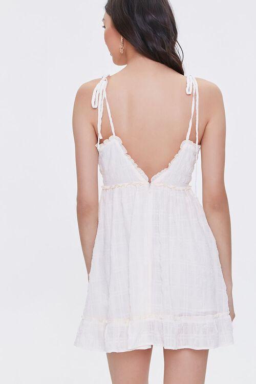 CREAM Ruffle-Trim Mini Dress, image 4
