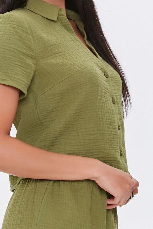 Textured Woven Shirt, image 5