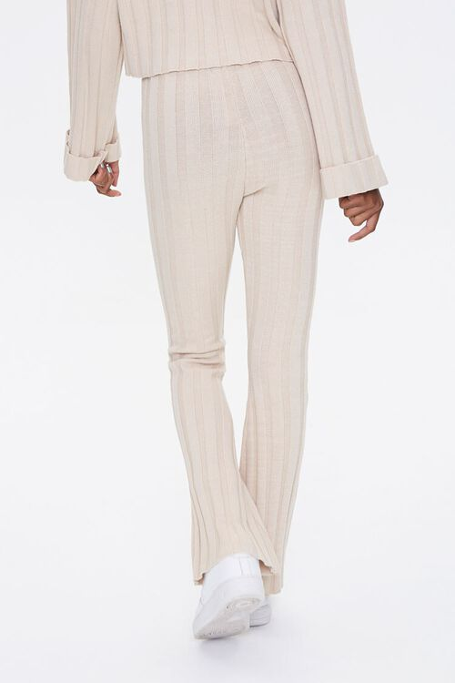 Ribbed Flare Pants, image 4
