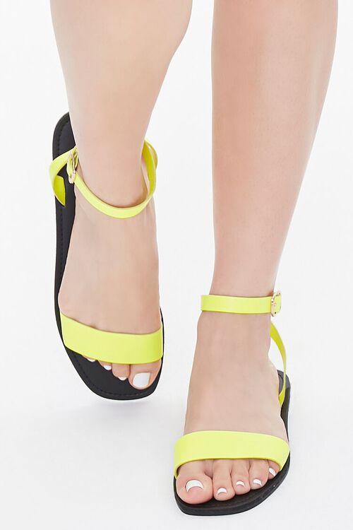Ankle-Strap Flat Sandals, image 4