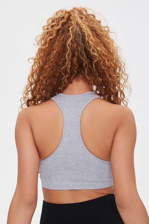 Active Seamless Crop Top, image 3