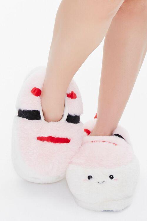 Plush Sushi Slippers, image 4