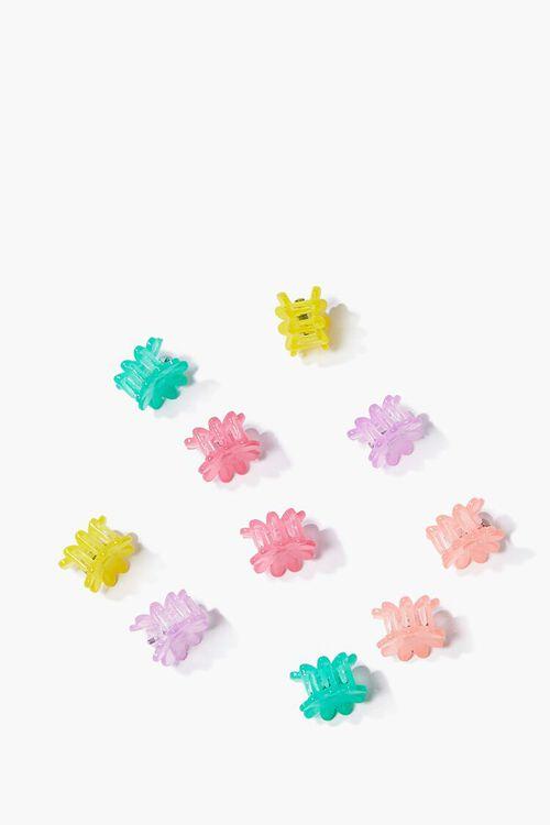 Floral Hair Clip Set, image 2