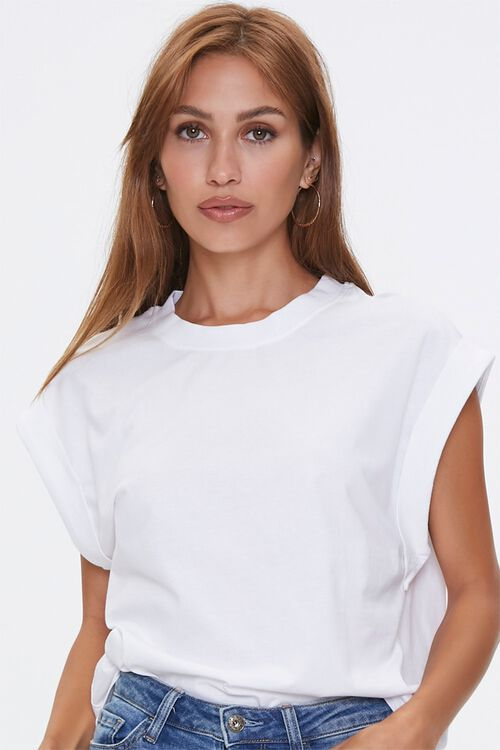 Cotton Muscle Tee, image 5