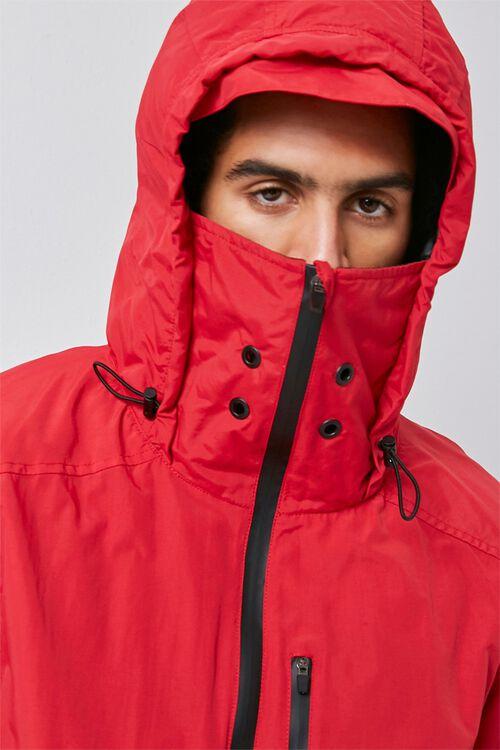 Masked Hooded Utility Jacket, image 6