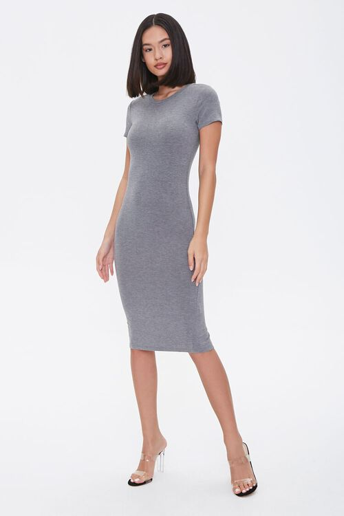 Bodycon T-Shirt Dress, image 1
