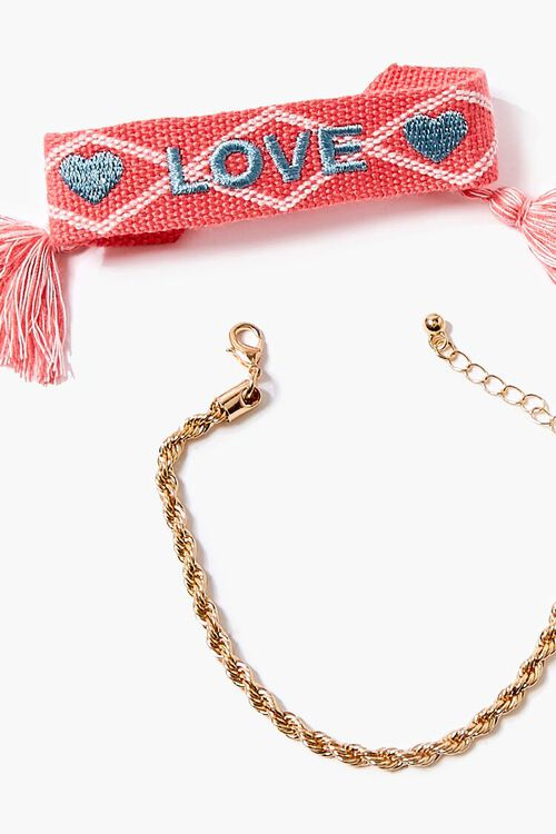 Love Bracelet Set, image 2
