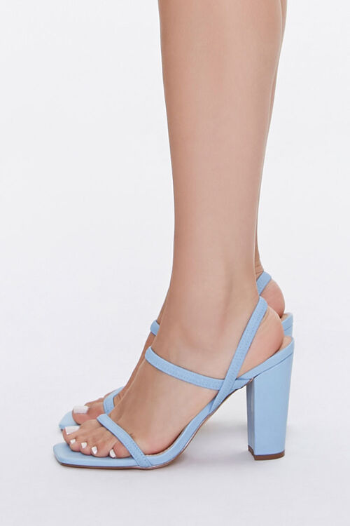 Strappy Block Heels, image 2