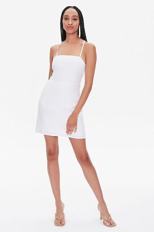 Crisscross Mini Dress, image 4