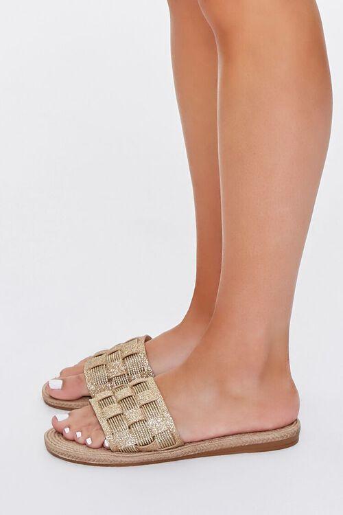 Espadrille Basketwoven Sandals, image 2
