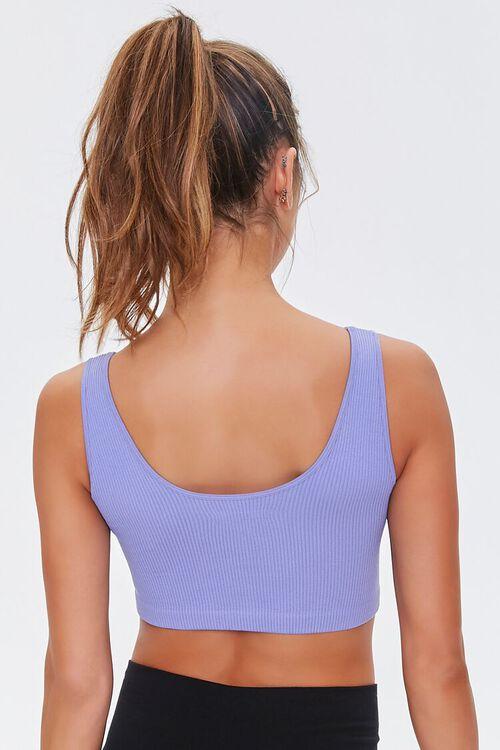 Seamless Lace-Up Sports Bra, image 4