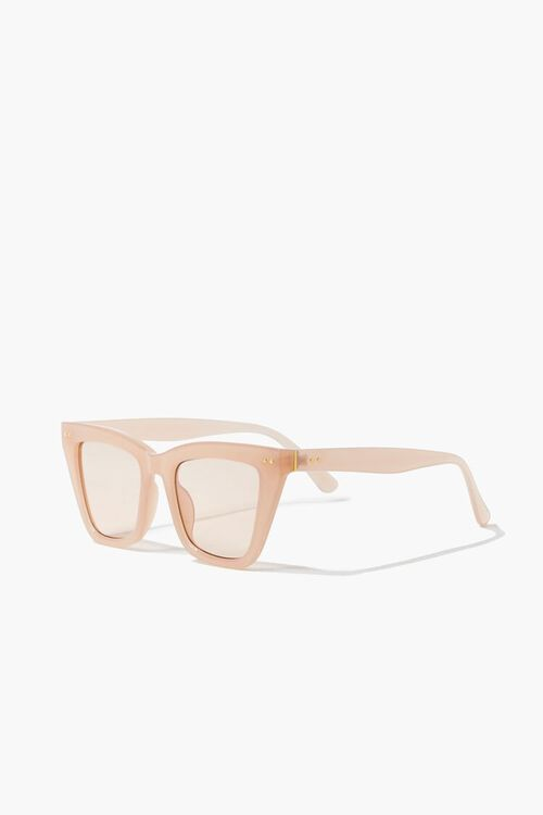 Semi-Translucent Square Sunglasses, image 2