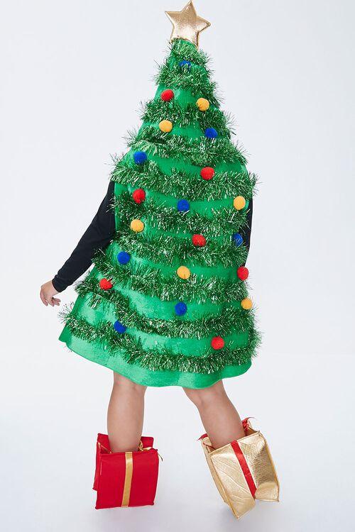 Plus Size Christmas Tree Dress, image 3