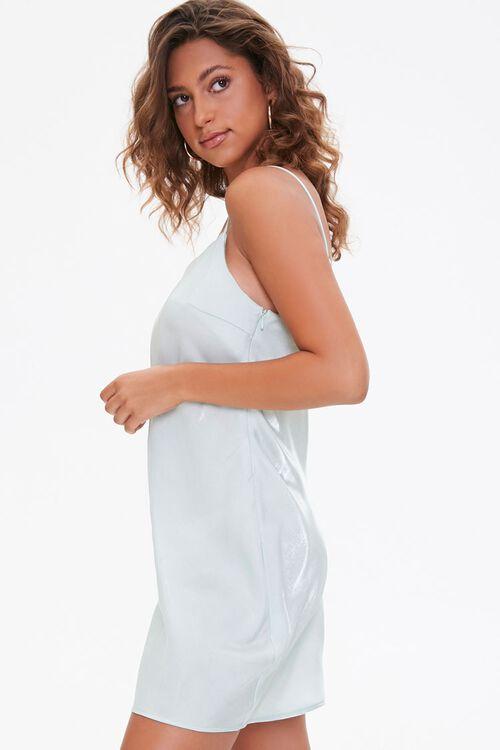 Satin Cami Mini Dress, image 2