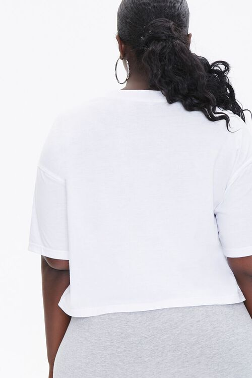 Plus Size Mother Mary Graphic Tee, image 3