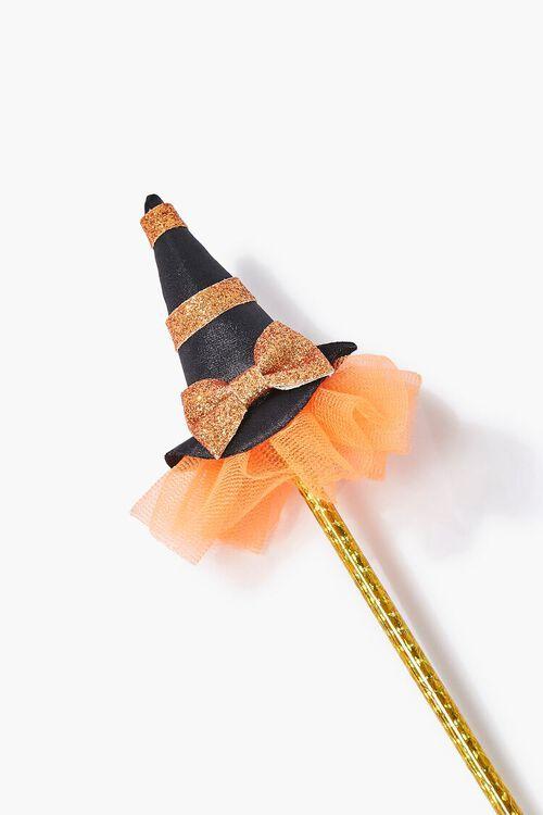 ORANGE Glittered Hat Pencil, image 2
