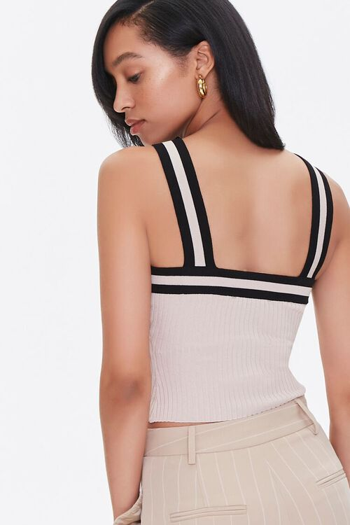 Sweater-Knit Halter Top, image 3