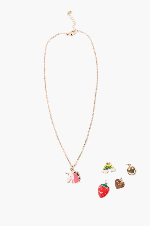 Necklace Charm Set, image 2