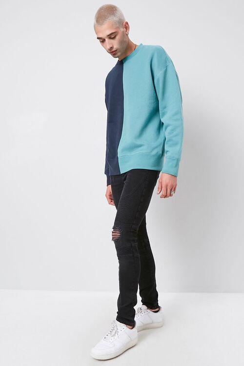 Plaid Slim-Fit Drawstring Pants, image 4