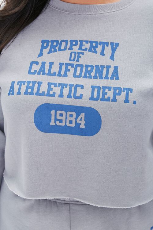 Plus Size Property of California Pullover, image 5