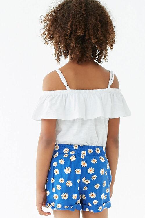 Girls Open-Shoulder Top (Kids), image 3