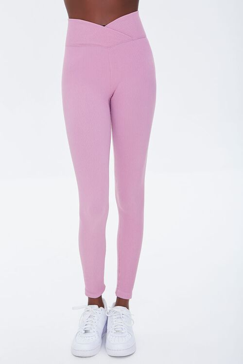 ORCHID Active Seamless Notched Leggings, image 2