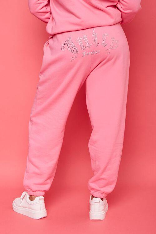 Plus Size Juicy Couture Fleece Joggers, image 5