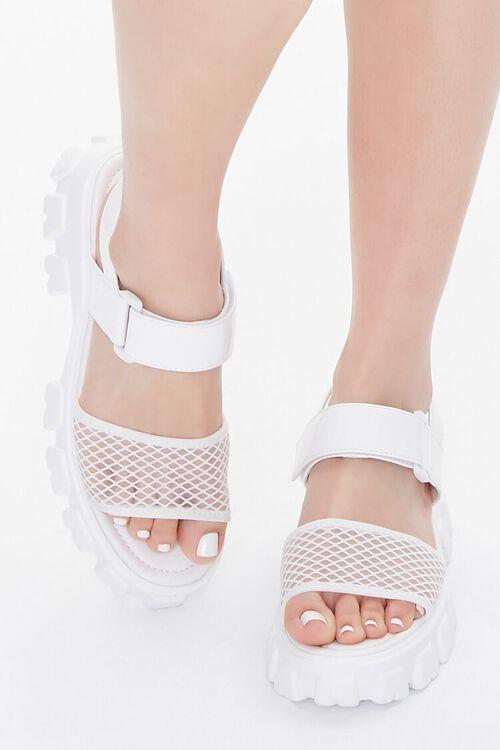 Lug-Sole Flatform Sandals, image 4
