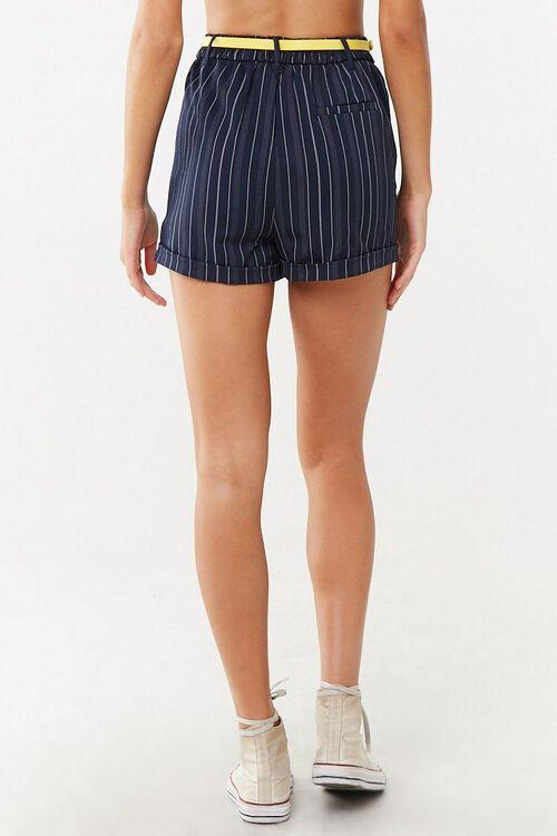 Striped Print Shorts, image 4