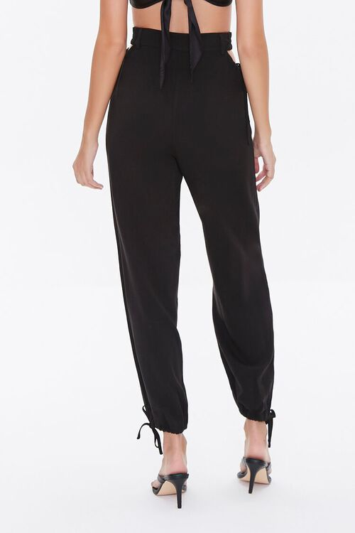 Waistband Cutout Pants, image 4