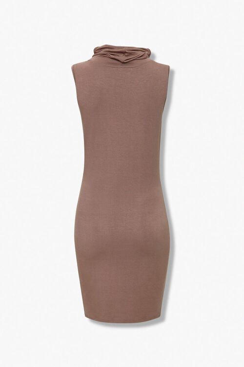 Face Covering Bodycon Dress, image 3