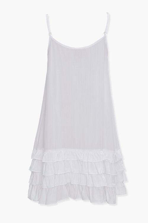 Tiered Ruffle Shift Dress, image 3