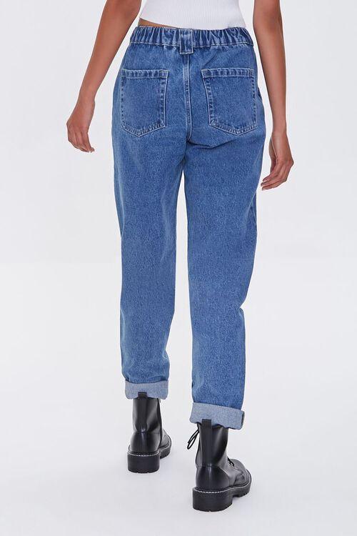 Cuffed Mom Jeans, image 4