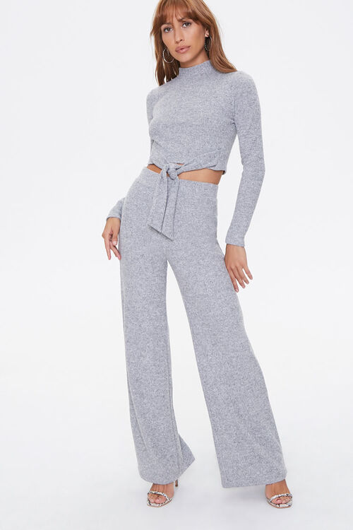 Flare pants set