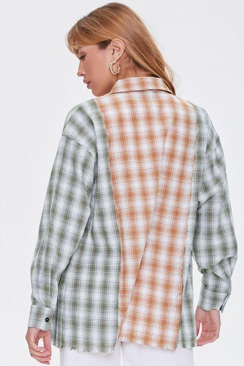 Reworked Plaid Shirt, image 4