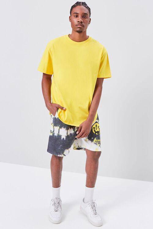 Reason Tie-Dye Fleece Shorts, image 5