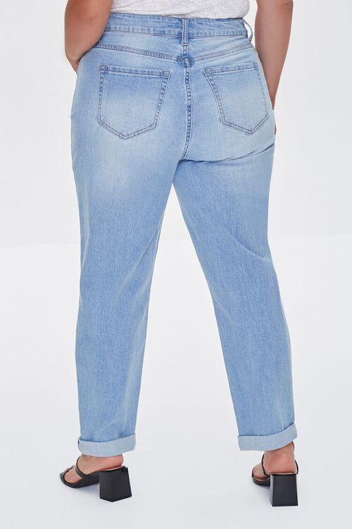 Plus Size Premium Boyfriend Jeans, image 4