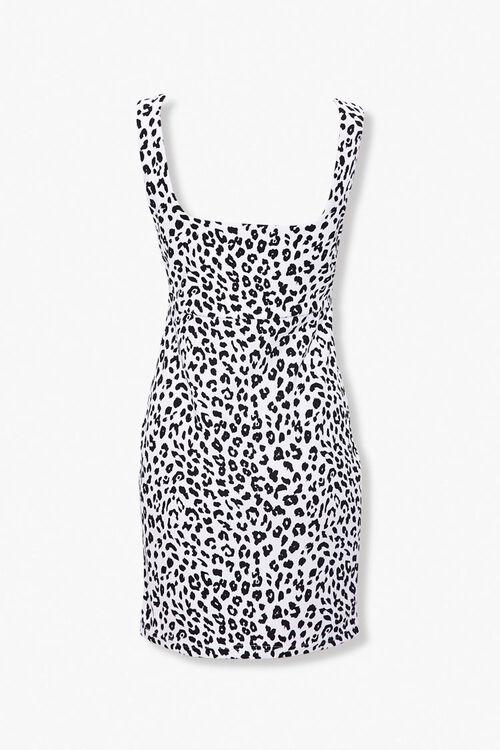 Leopard Print Mini Dress, image 2