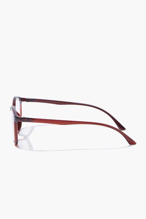 Men Round Reader Glasses, image 3