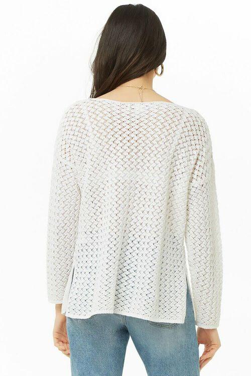 Crochet-Knit Sweater, image 3