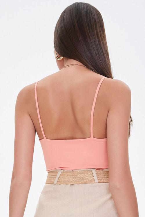 CORAL V-Neck Cami Bodysuit, image 3