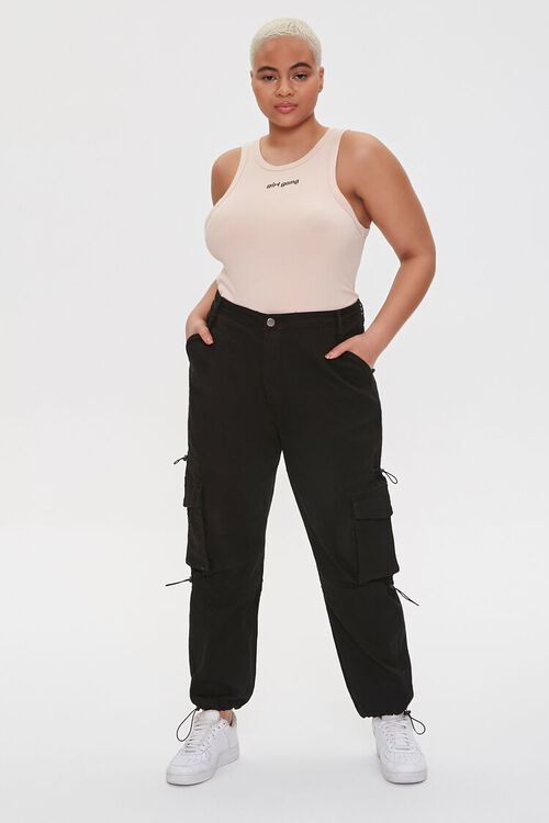 Plus Size Girl Gang Tank Top, image 4