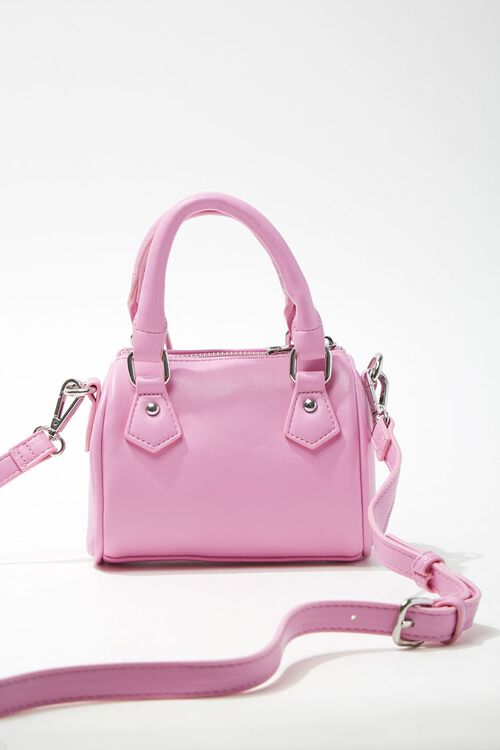 Convertible Zip-Top Crossbody Bag, image 1